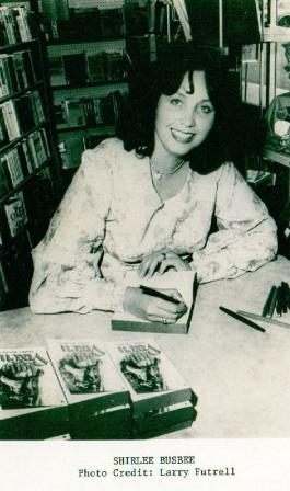 Shirlee booksigning